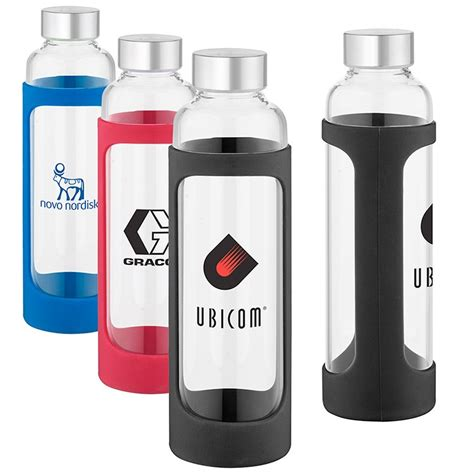 Unique Drink Bottle customized glass water bottles beverage containers a drinkware trend