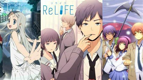 Anime Paling Seru | 15 rekomendasi anime drama terbaik paling seru