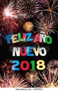 feliz ano nuevo 2018 stock photos feliz ano nuevo 2018
