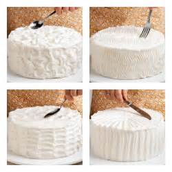 Easy Ways To Decorate A Cake At Home by My Favorite Cake And Cupcake Tutorials My Honeys Place