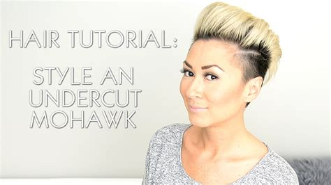 picturs of miley cyrus pink haircut front back and sides hair tutorial style an undercut faux hawk rihanna miley