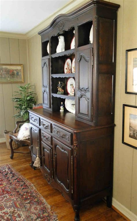 Hutch Call Center Number Solid Oak Country Antique Buffet Sideboard Hutch