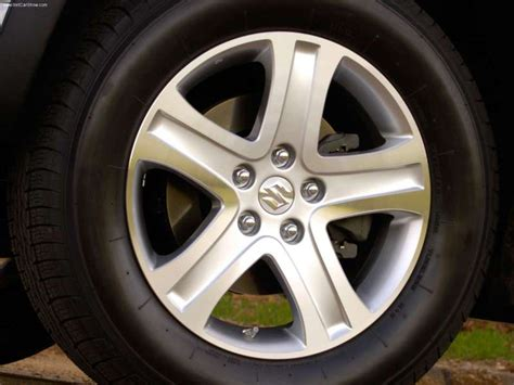 Suzuki Wheels Suzuki Grand Vitara V6 Picture 17 Of 22 Wheels Rims