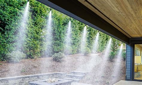 dynergy garden patio misting micro irrigation water