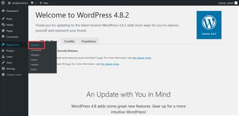 how to upload install and configure wordpress themes