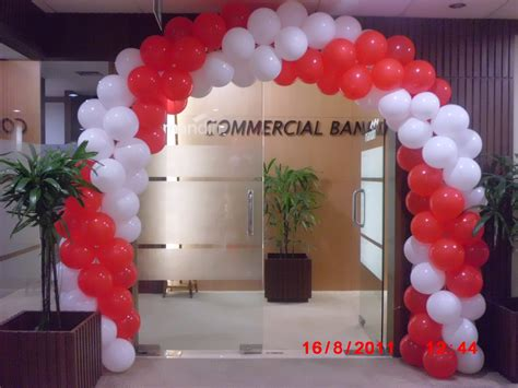 cara membuat hiasan dinding balon udara balon dekorasi balon drop balon pelepasan balon peresmian