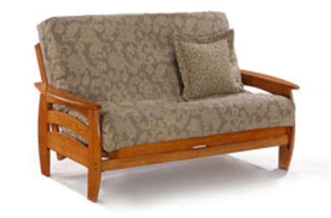Loveseat Size Futon by Futon Planet Corona Seat Futon Package By