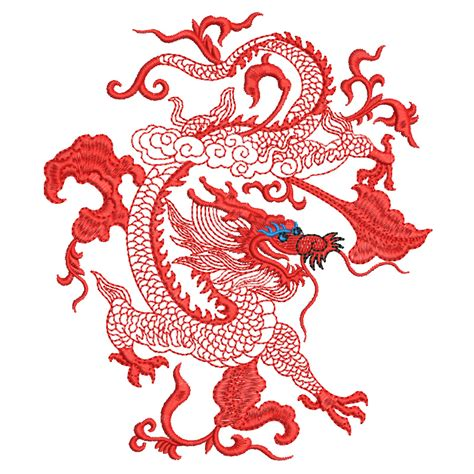 embroidery design dragon chinese dragon embroidery design sunseason embroidery