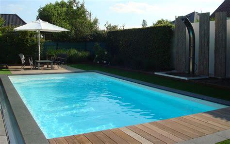 garten pool gfk gfk pool set fabulous how to build the cheapest inground