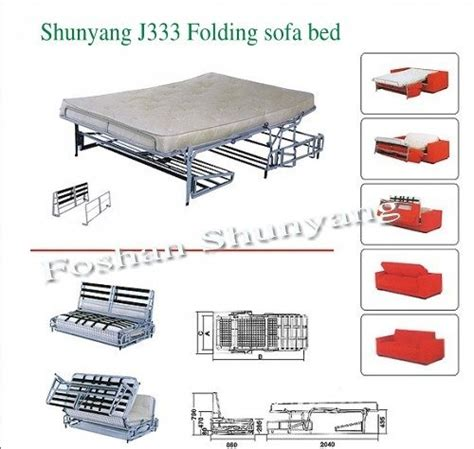 Sofa Bed Hardware folding sofa bed id 6631073 product details view