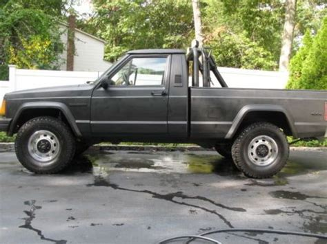 1987 Jeep Comanche Find Used Classic 1987 Jeep Comanche Mj 4 X 4 Ac 5 Speed