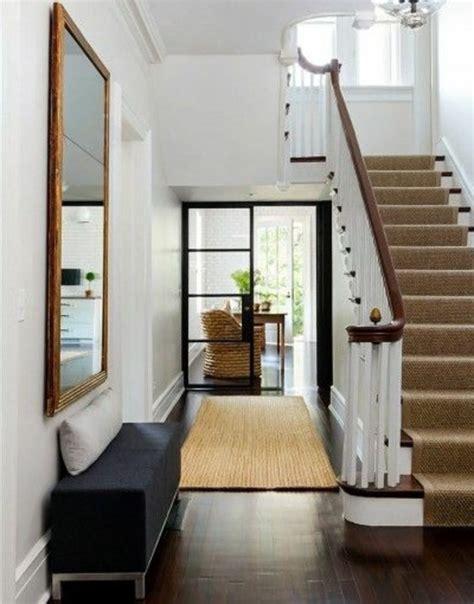 Flur Ideen Treppe flur mit treppe gestalten