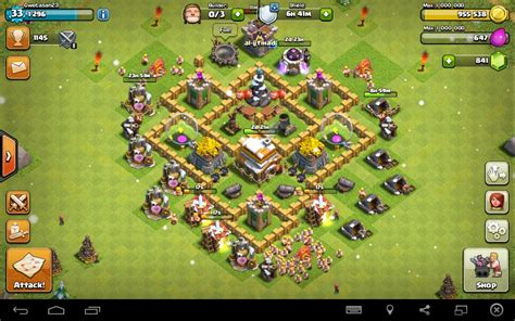 clash of clans town hall 5 defense best coc th5 hybrid base layout clash of clans town hall 5 best defense base perfect