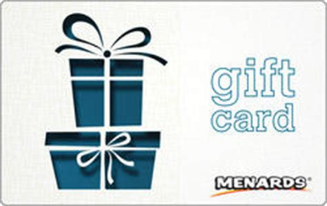 Menards Gift Card - menards gift card blue gift boxes at menards 174