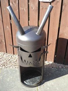 novelty chiminea 1000 images about pit on wood burner