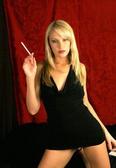 cigarettes smoking blondes part