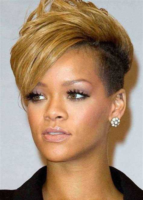black women with short blonde mohawks 30 captivating hairstyles for black women