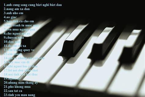 piano tutorial nang am xa dan những bản nhạc piano việt hay nhất youtube