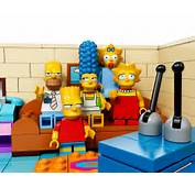 The Set Features Entire Simpsons House  Including Detailed
