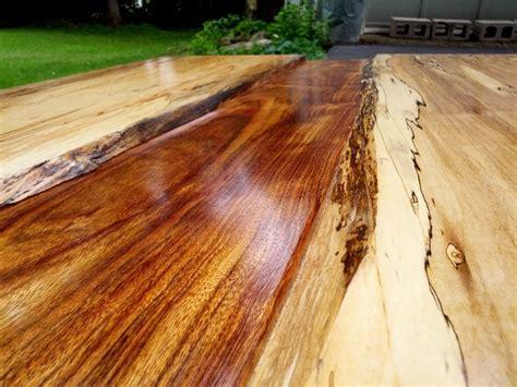 Spalted Maple Coffee Table By Logann Lumberjocks Com