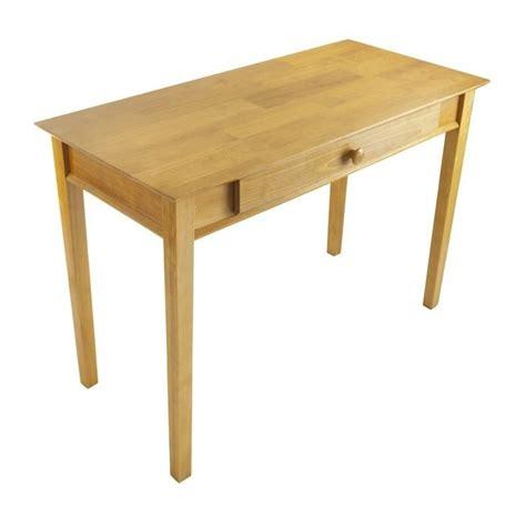 Solid Pine Computer Desk Metro Studio Solid Wood Computer Desk In Honey Pine 99042