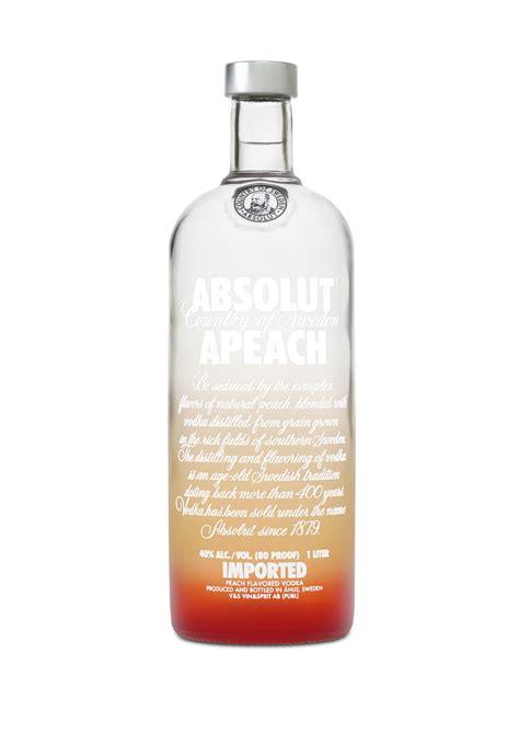 Tapis Vert D Eau 2480 by Absolut Apeach Vodka Bouteille Jpg La Boite Verte