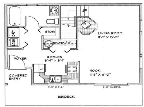 floor plans for 1000 sq ft cabin under 600 square feet simple small house floor plans small cabin floor plans