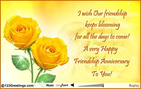wedding anniversary quotes for friend friendship anniversary quotes quotesgram