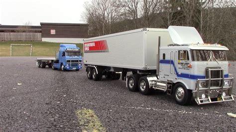 Tamiya Trailer rc trail tamiya tractor truck semi trailer