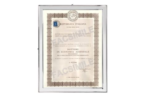 cornice per diploma regali di laurea portafoto targa e cornice laurea