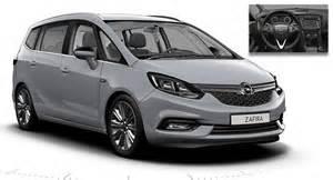 Opel Zafira Carscoops Opel Zafira Posts