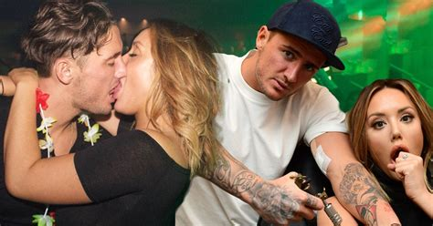 tattoo of us charlotte and bear charlotte crosby admits she and bear had raunchy sex on