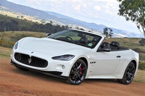 maserati sport maserati grancabrio sport history photos on better parts ltd