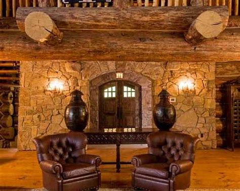 Log Home Interior Designs Cabin Interior Design Cabinets Best Home Decoration