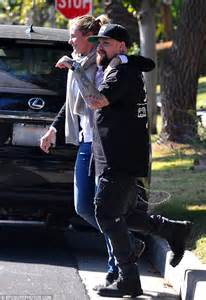 Cameron Knot Blouse cameron diaz and benji madden go on a s outing with