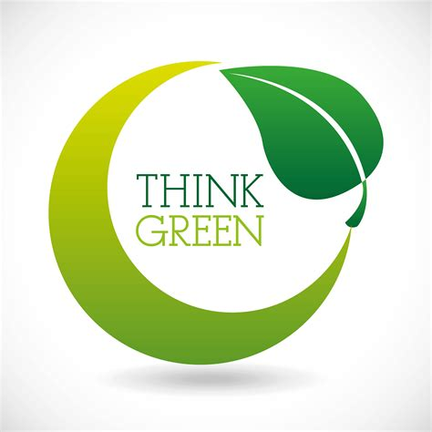 Think Green think sustainable pressroom chemistry