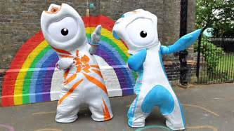 Of Mascot Unveils Looking Olympic Mascots The Australian