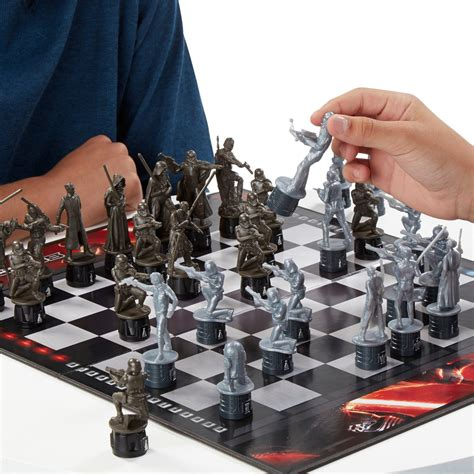 star wars chess sets amazon com star wars chess game toys games