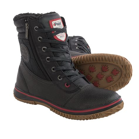 pajar tour boot pajar tour leather snow boots for save 27