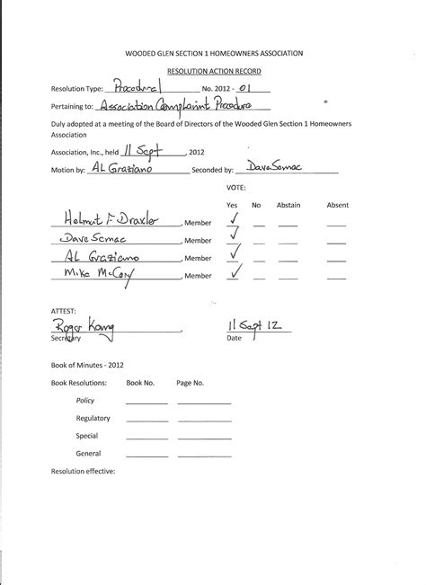 elected now what a handbook for virginia hoa condo board members books hoa complaint procedures