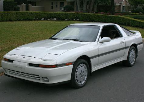 Toyota Supra Turbo For Sale 1989 Toyota Supra Turbo Coupe Survivor For Sale