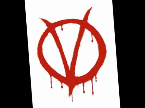 V For Vendetta Logo 1 v for vendetta v logo www imgkid the image kid has it