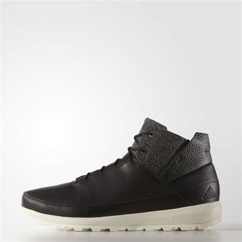 adidas climawarm zappan ii winter mid shoes black adidas uk shoes