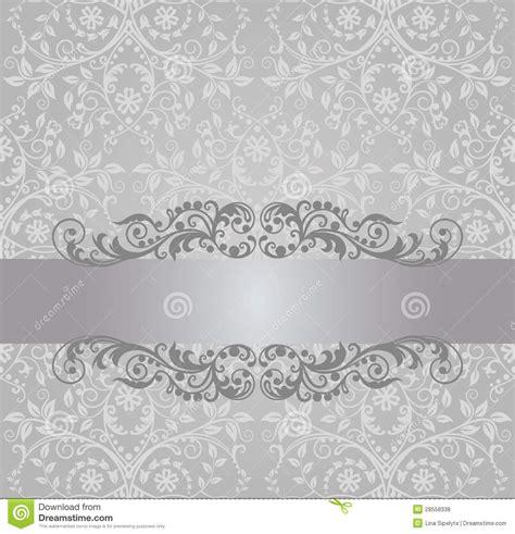 silver layout vector vintage silver wallpaper wallpaperhdc com