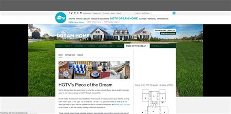 Www Hgtv Com Dream Home Sweepstakes Entry - 2014 dream car sweepstakes autos post