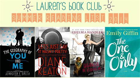biography for book club recommendations lauren s book club lauren graham online lauren online net