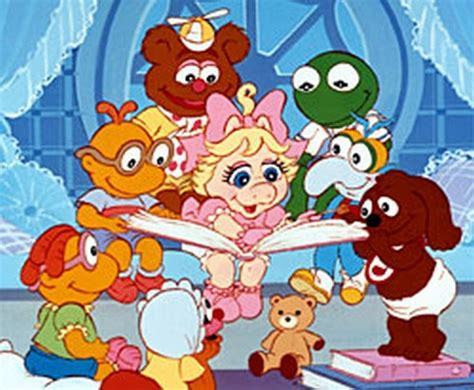 muppet babies disney s ultimate plan the road to muppet babies on dvd