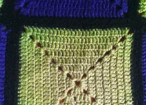como tejer crochet para colcha en cuadros mantas de crochet a cuadros y otras colchas tejidas con