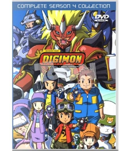 Dvd Anime Digimon Frontier Dubbing Indonesia digimon season 4 www pixshark images galleries with a bite