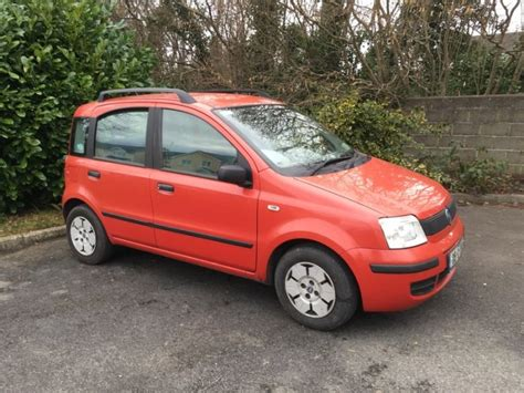2005 fiat panda 2005 fiat panda for sale in portumna galway from polak007